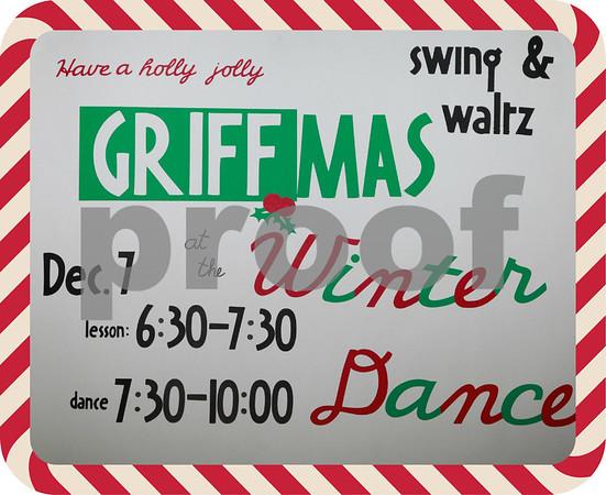 GP Griffmas Dance 2013