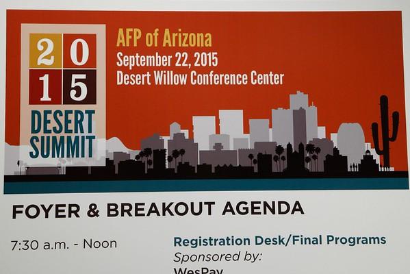 AFP Desert Summit 2015