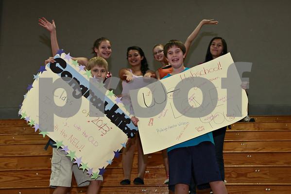 2013 Desert Valley 8th Grade Promotion