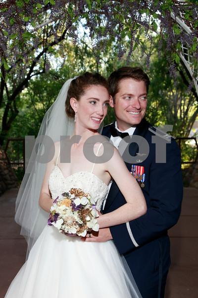 Sarah and Tom April 12, 2014