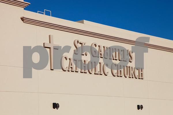 St. Gabriel's Confirmation Jan. 2014