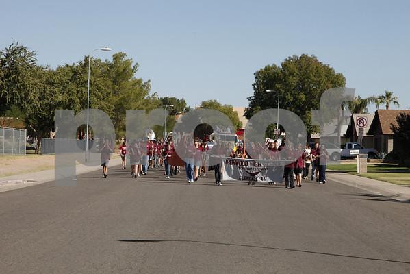 IHS Homecoming/ Senior Nite 2011